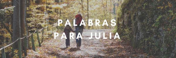 palabras julia poema goytisolo reina roja paco ibañez