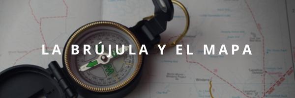 La brújula y el mapa: guía para no extraviarme en 2018 - Daniel Fuertes Blog
