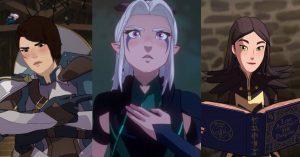 mujeres poderosas en el príncipe dragon igualdad feminismo